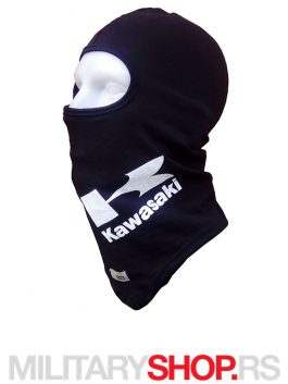Pamučna crna potkapa Kawasaki