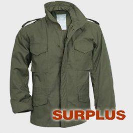 Surplus jakne