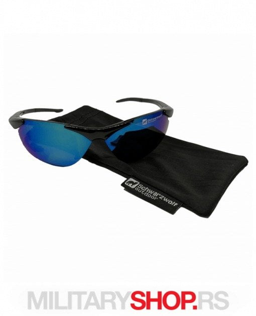 Set 4ALL seasons Schwarzwolf sportske naocare