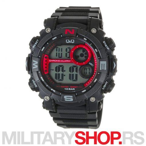Q&Q Muški sportski digitalni ručni sat M133J002Y