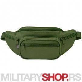 Brandit pojasna zelena torbica 8028