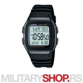 Casio crni sportski digitalni ručni sat W 96H 1BVDF