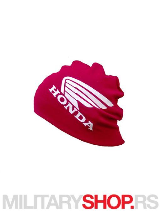Crvena kapa sa logom HONDA