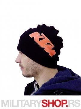 KTM pamucna crna kapa