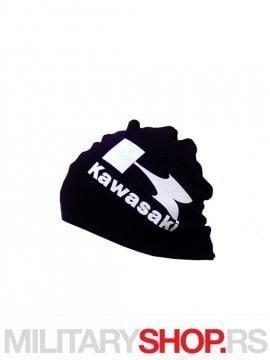 Crna pamucna kapa Kawasaki