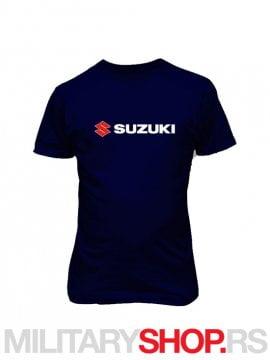 Teget pamucna Suzuki majica