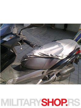 XL pokrivac za sediste za motocikl