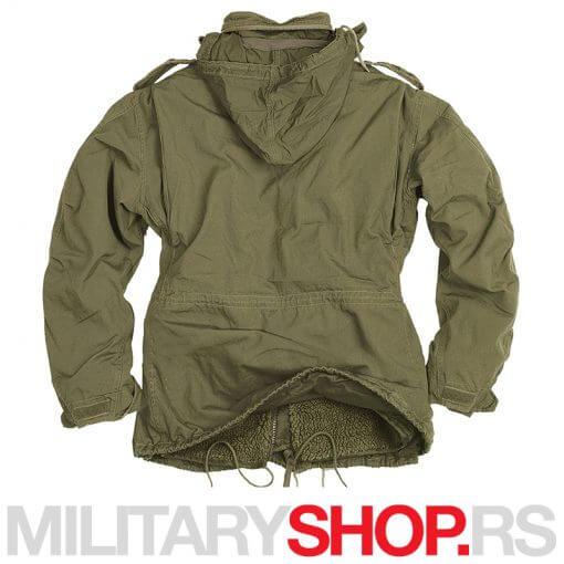 Surplus M65 Regiment jakna zelene boje