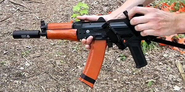 Airsoft AEG Kalašnjikov AKS 74