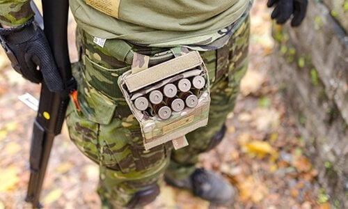 Military garderoba