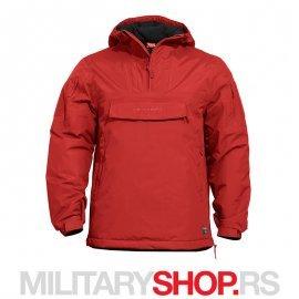 Pentagon jakna crvena Anorak UTA