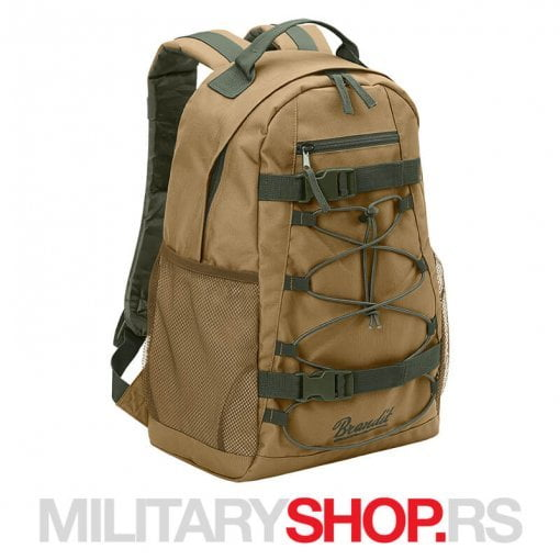 Brandit Camel olive Urban Cruiser backpack