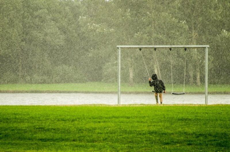 Odeća za kišne prolećne dane
