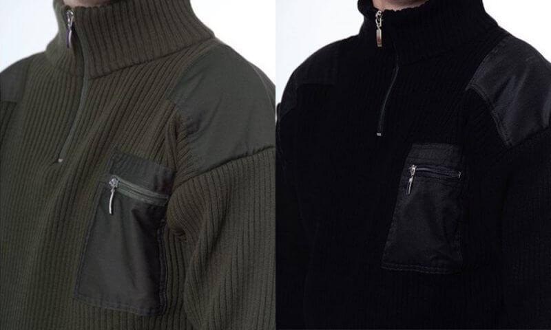 Military džemperi