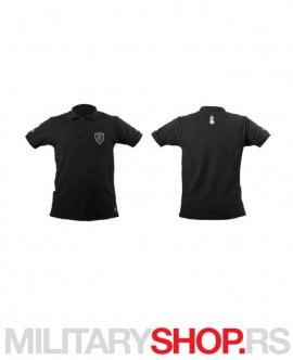 Žandarmerija crna polo majica