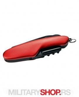 Cavali Nož Schwarzwolf Outdoor Crveni