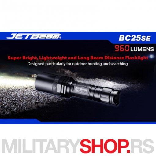 Jetbeam BC255 SE Lovacka lampa