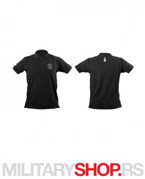 SAJ crna polo majica