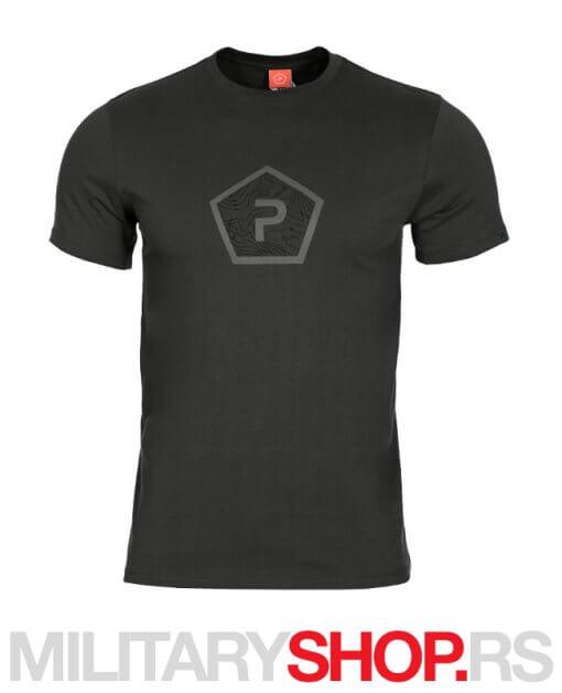 Pentagon Shape crna majica
