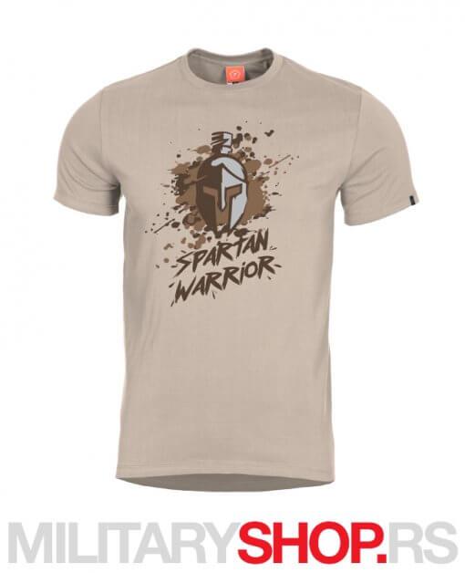 Pentagon Spartan Warrior majica u bez boji
