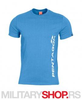 Pacifik plava Pentagon Vertical majica