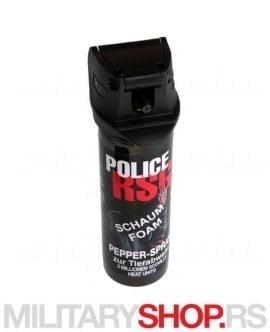 Police Suzavac KKS Biber sprej Pena 63 ml