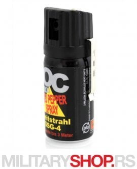 Suzavac biber sprej KKS OC 5000 magla