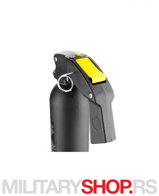 Biber sprej KKS Jet Pistolgrip 400 ml CS 3000
