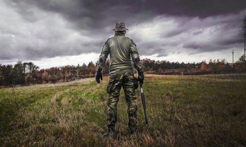 Vojnički stil i moda