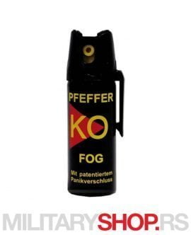 Euro Security Biber sprej Defence Fog 50 ml