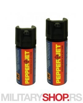 Peper sprej Euro Security JET 40 ml
