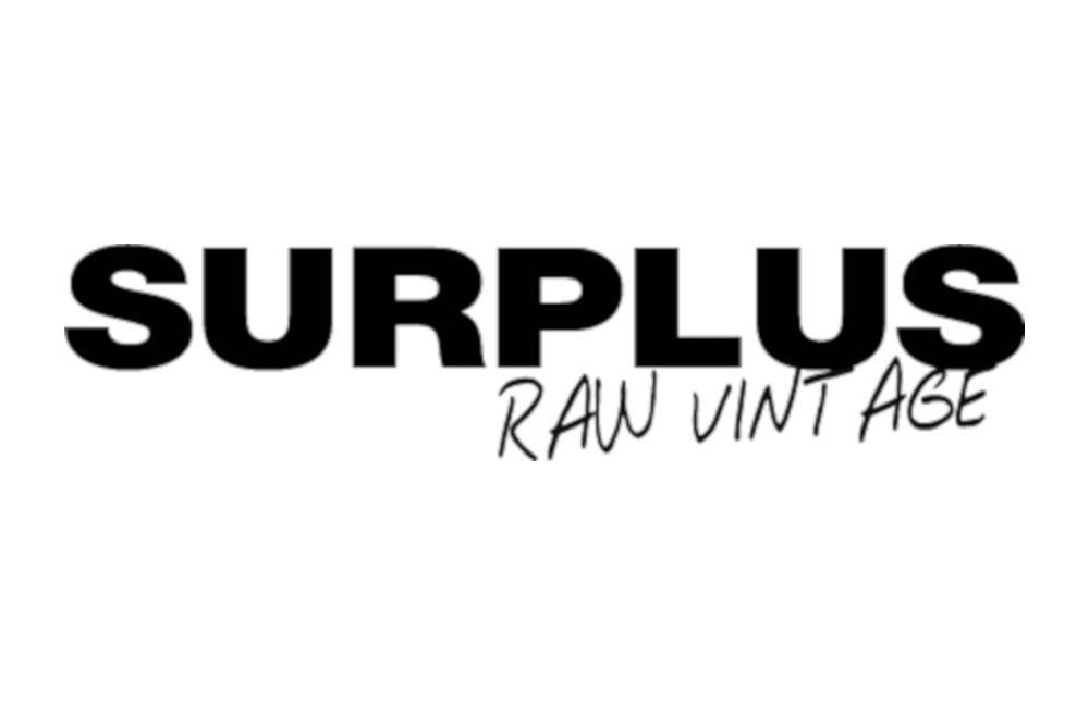 Surplus Raw Vintage