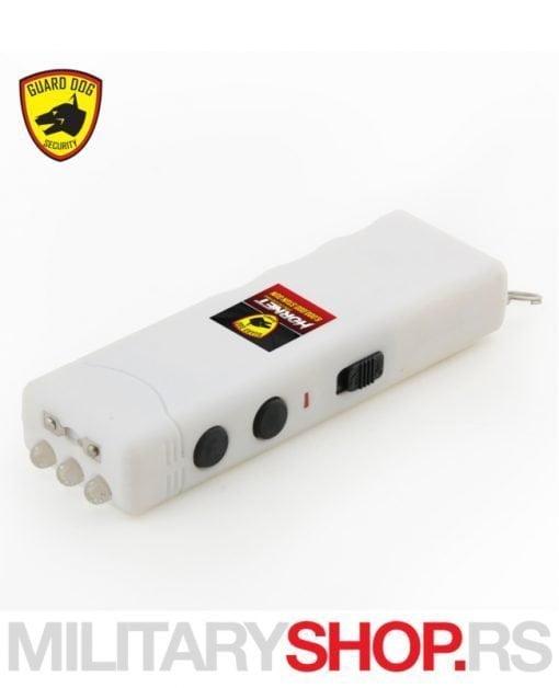 Guard Dog Hornet beli elektrošoker tejzer privezak