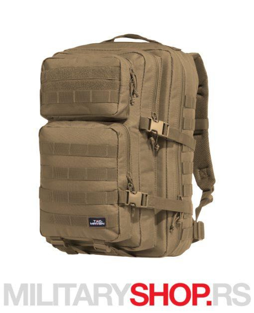 Tac Maven Assault 50 litara kojot ranac Pentagon tactical
