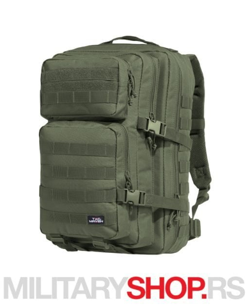 Pentagon Tac Maven Assault ranac 50 litara zelena boja