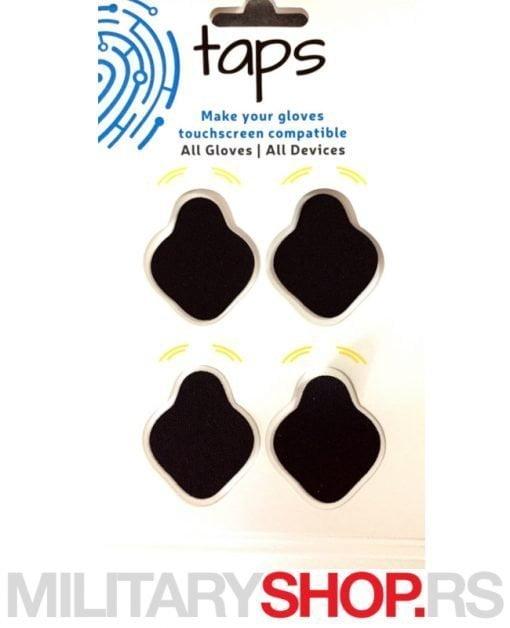 Taps nalepnice za rukavice Nanotehnologija