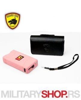 Guard dog Elite 2 Pink elektrošoker za samoodbranu
