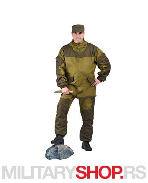 ruska vojna uniforma