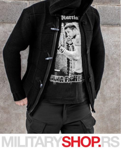 Džemper Assasin crni