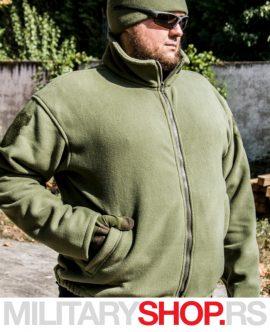 Armoline zeleni komplet od flisa DUKS i KAPA