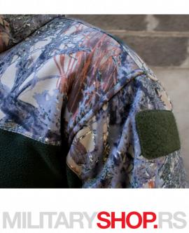 Dukserica od flisa maskirna lovačka STEPA šara