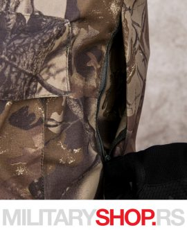 Armoline prsluk sa dva lica Hunter šumska šara
