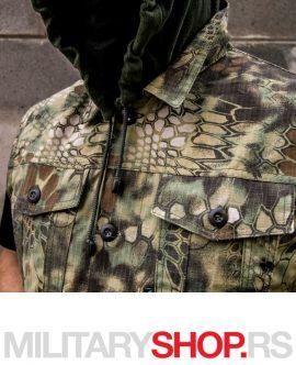 Maskirni Military prsluk KRYPTEK