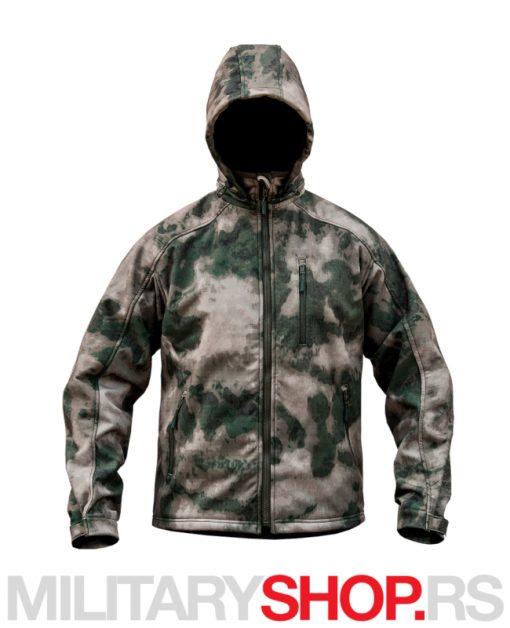 Maskirna softshell jakna Armoline A-TACS Division
