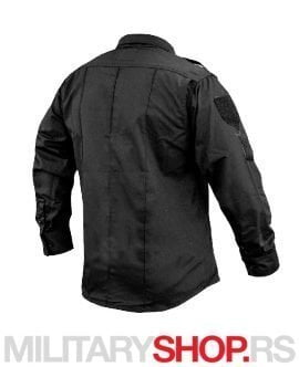 Armoline košulja Police 5.45 crna boja