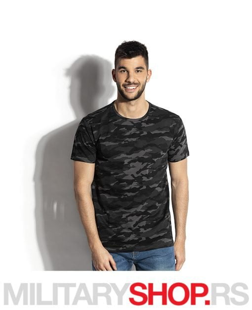 Maskirna BLACKCAMO majica od 100% pamuka