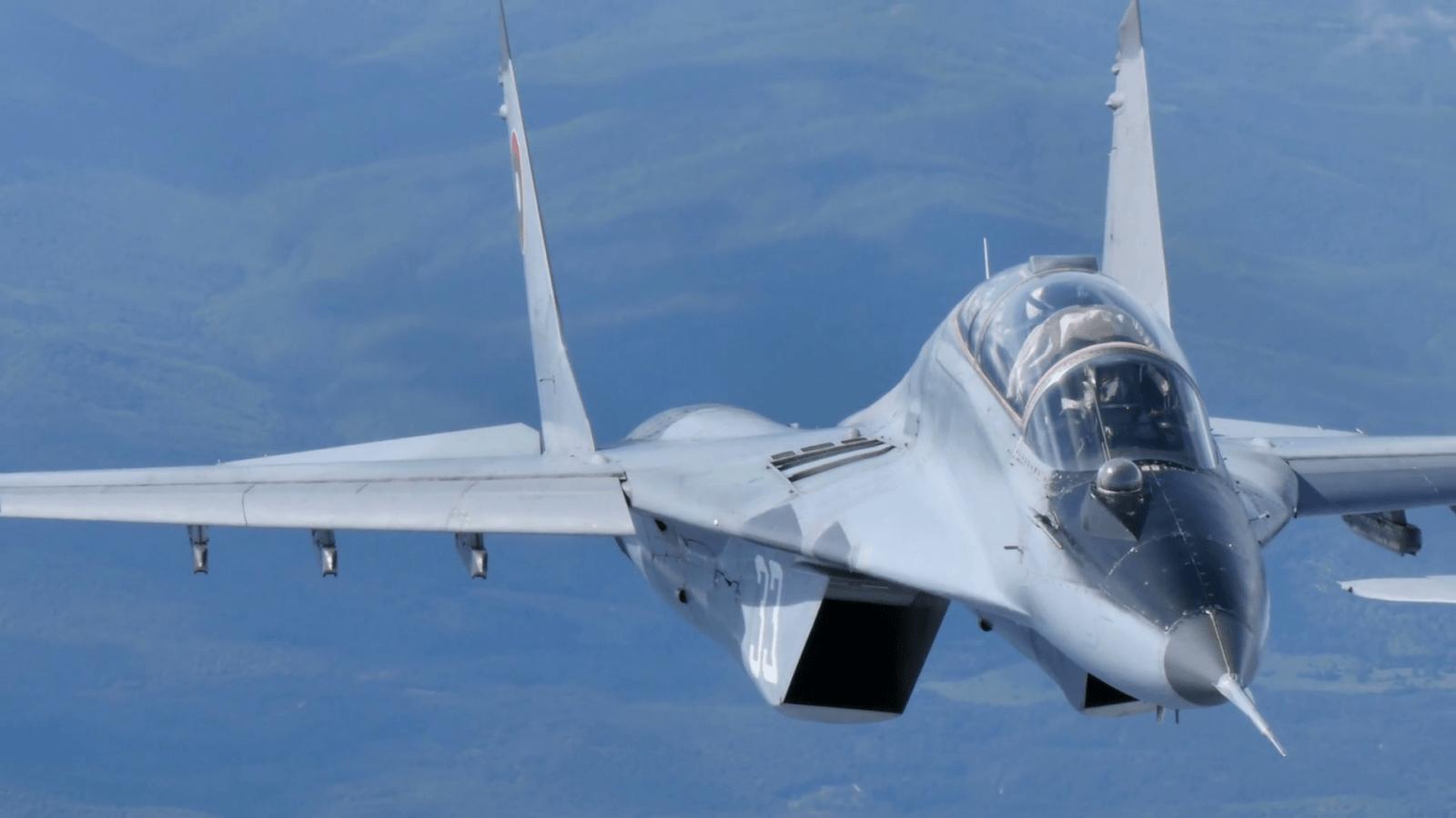 Borbeni avion MiG–29