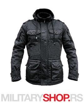 Zimska vojna jakna Armoline Raptor 2 crna