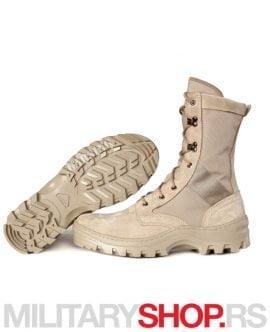 Čizme od prevrnute kože i Cordure SHOT