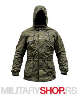 Armoline Stalker maslinasto zelena vetrovka jakna